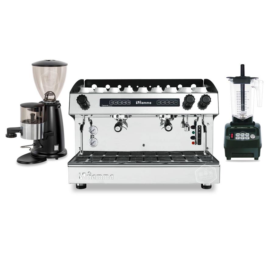 ็Horizon coffee machine set