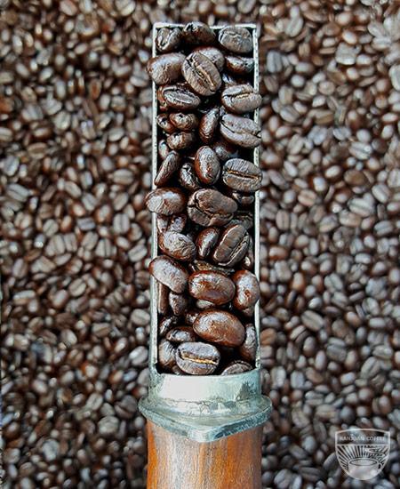 Ranjuan dark roast coffee
