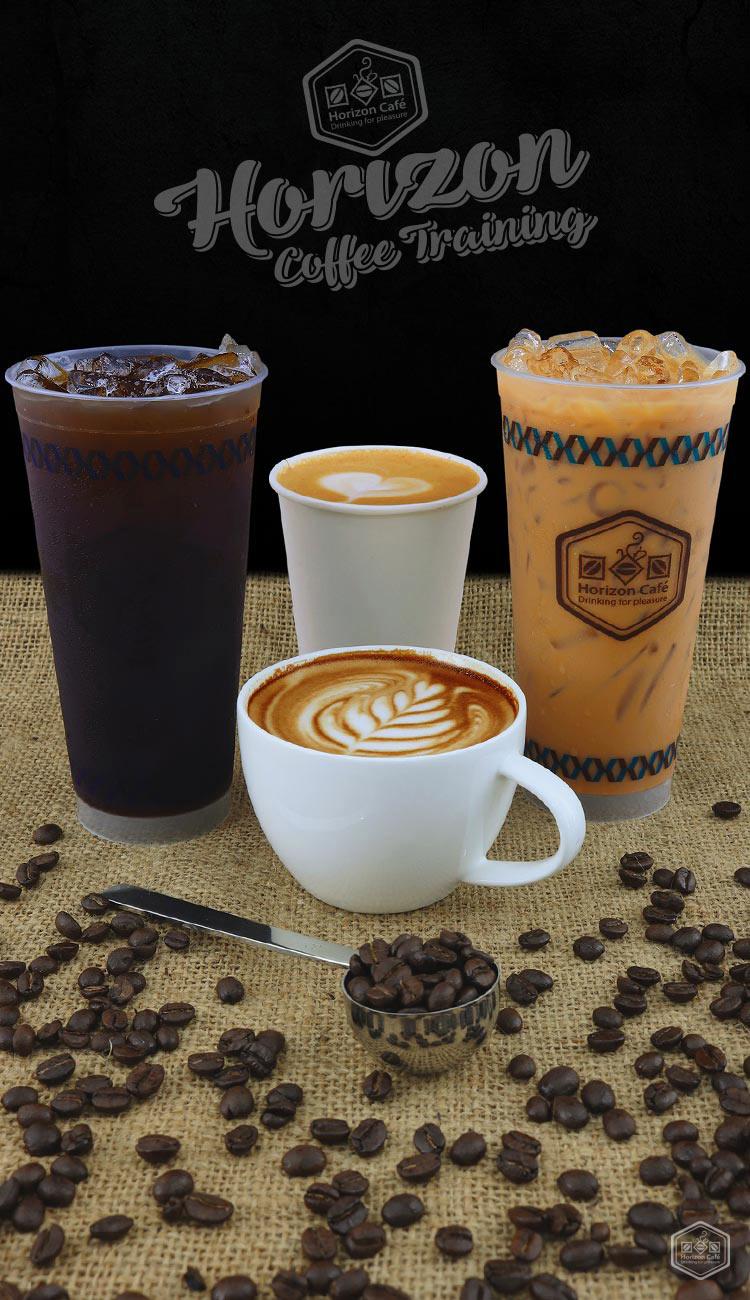 Basic barista course beverage