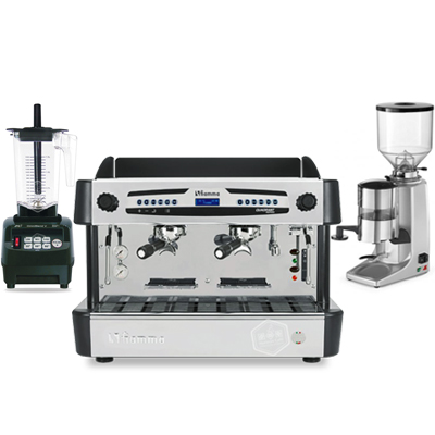 Horizon coffee machine set
