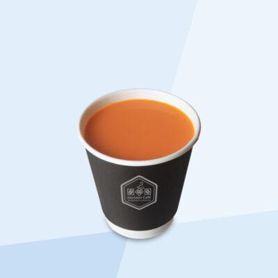 Hot Thai Milk Tea