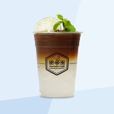 Iced Americano Lime